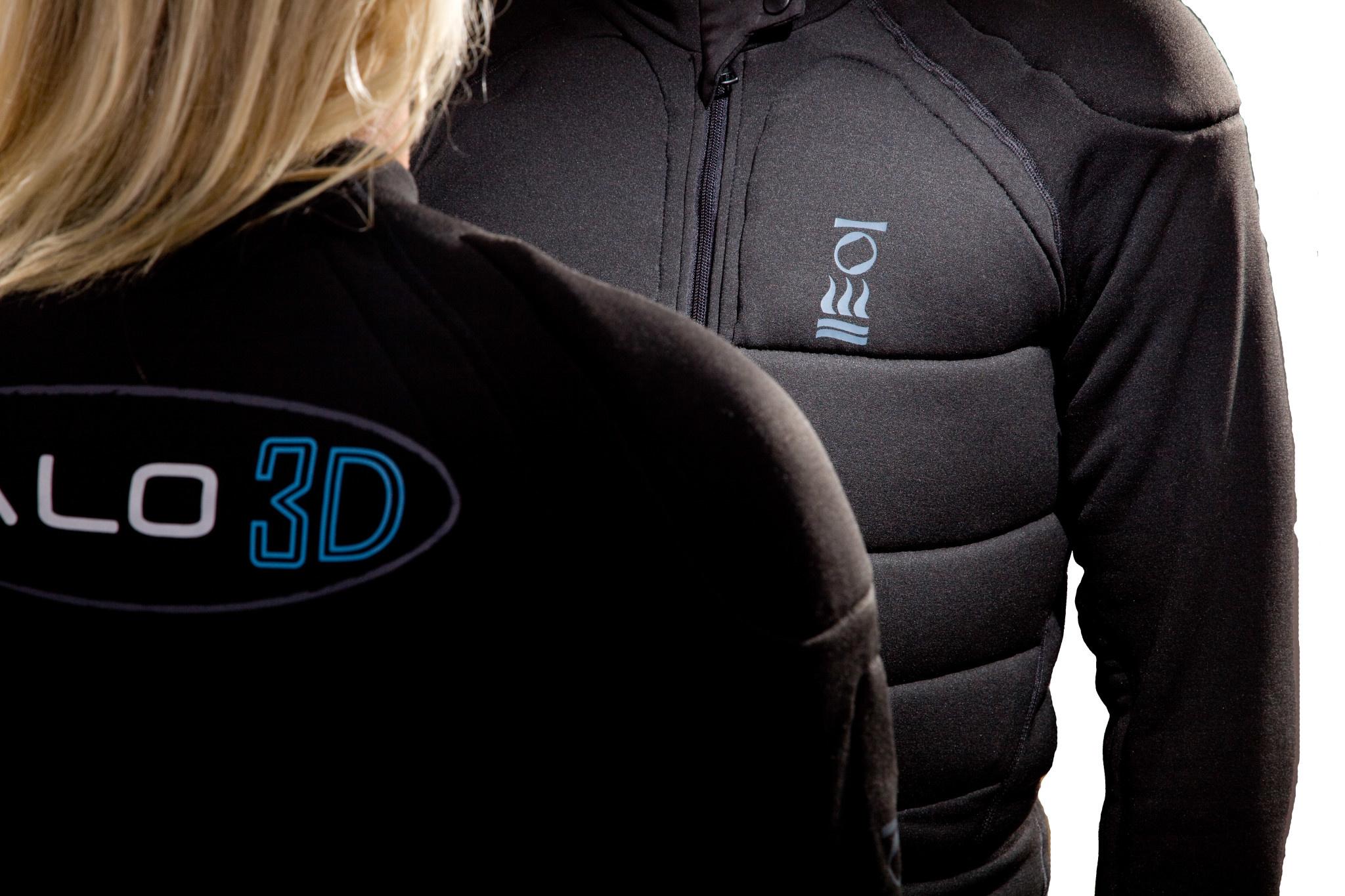 Halo 3D Onderpak Dames-4