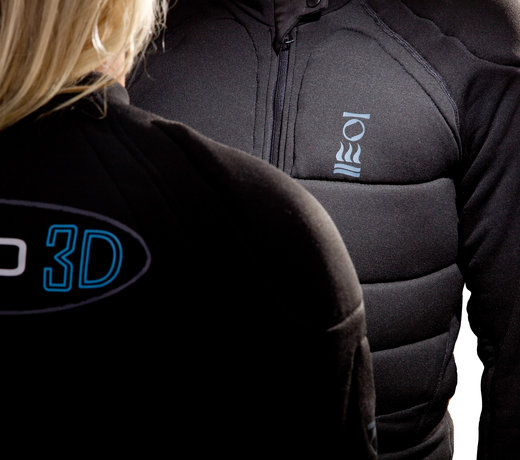 Halo 3D de warmste onderkleding van Fourth Element