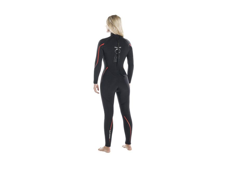 Proteus II Dames 5mm wetsuit