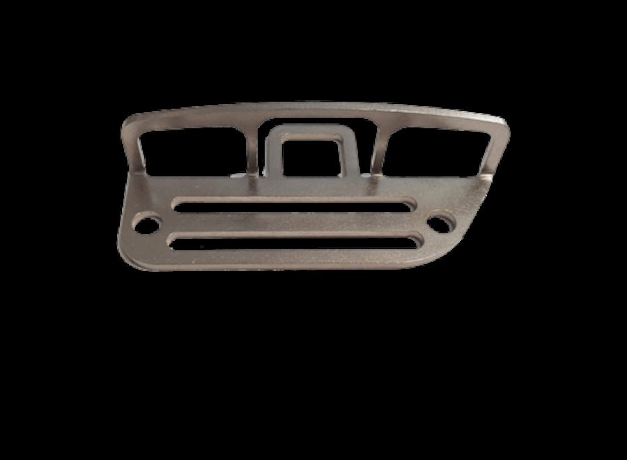Sidemount Split D-ring rechts