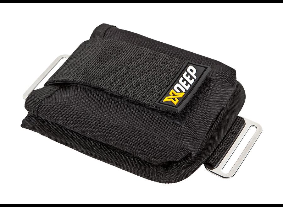 XDEEP Sidemount trim pockets Medium (2*3 kg.)