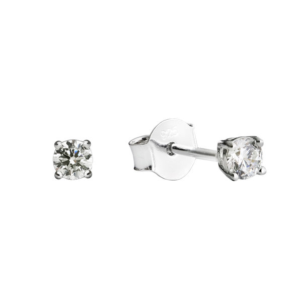 May Sparkle silver ear studs worth €29,95
