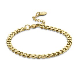 May Sparkle Happiness Lily gold colored bracelet
