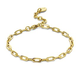 May Sparkle Happiness Senna gold colored bracelet