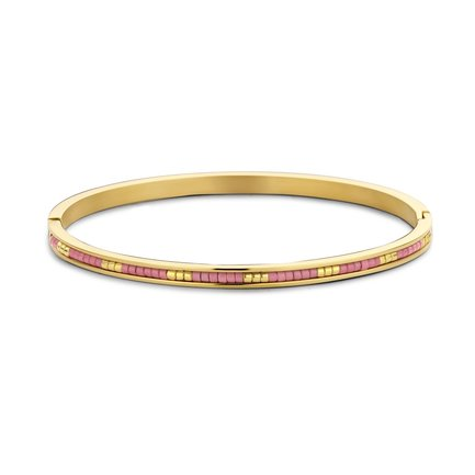 May Sparkle Happiness Amber gold colored bracelet