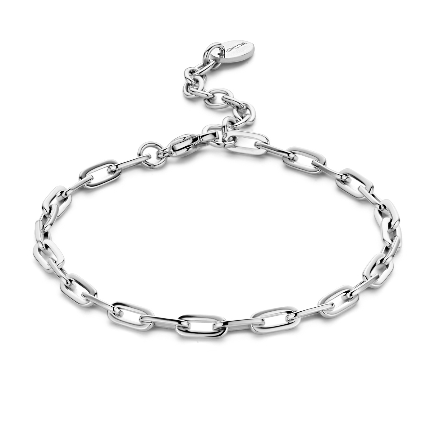 May Sparkle Happiness Senna silver colored bracelet