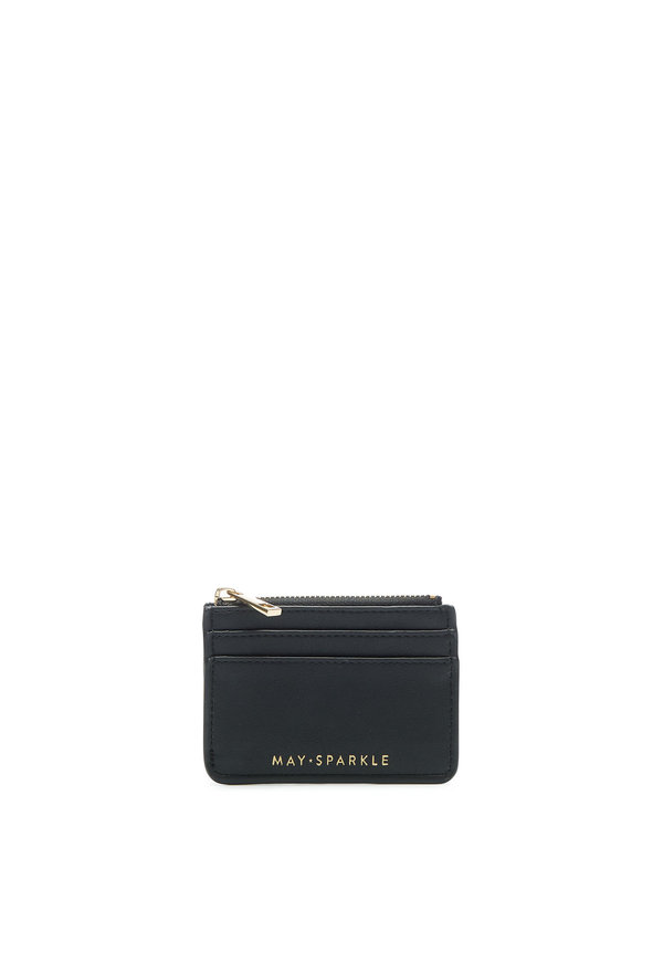May Sparkle The Daily black Card holder