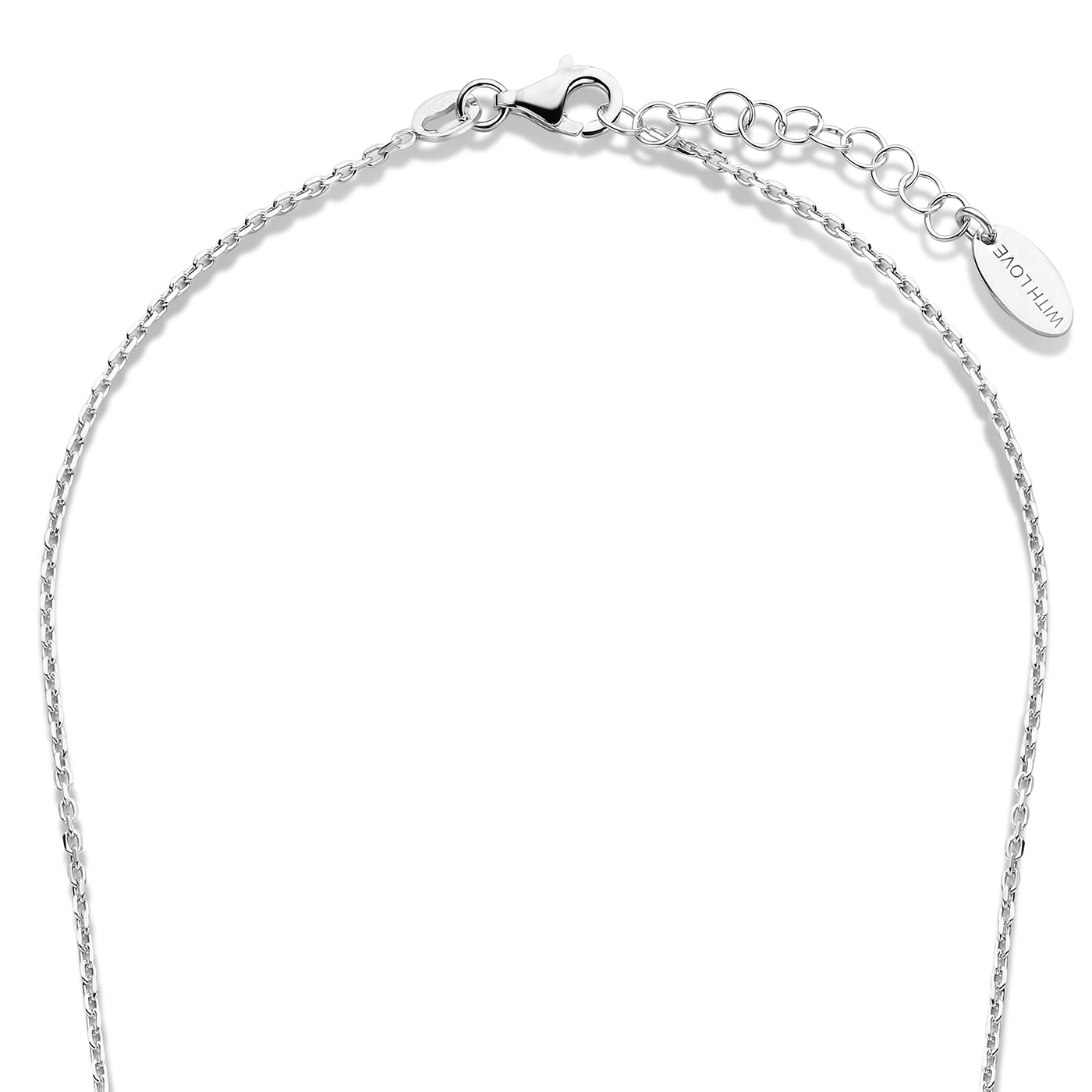 May Sparkle Happiness Sunny 925 sterling zilveren ketting