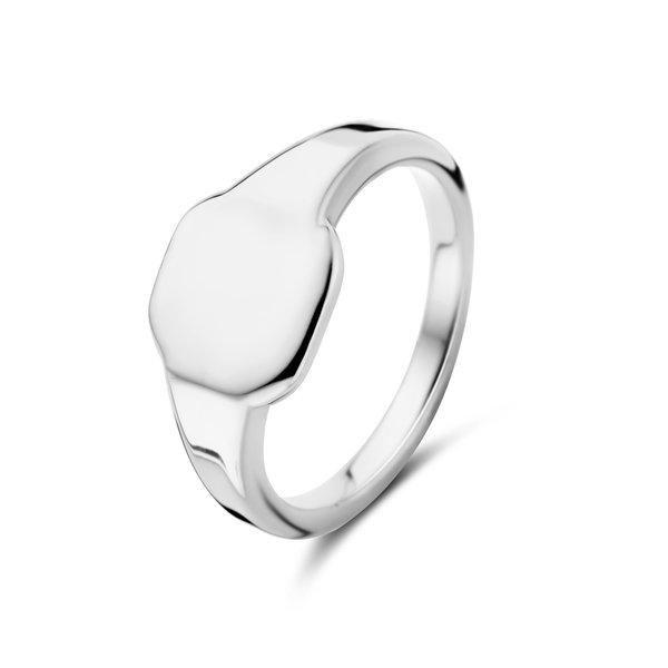 May Sparkle Summer Breeze Eva zilverkleurige ring