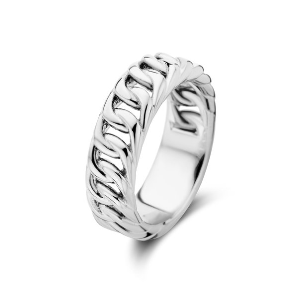 May Sparkle Summer Breeze Sophie silver colored ring