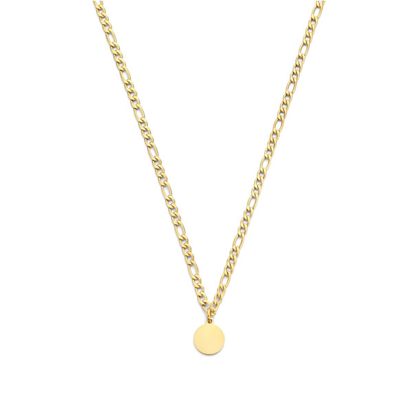 May Sparkle Summer Breeze Zoë gold colored necklace