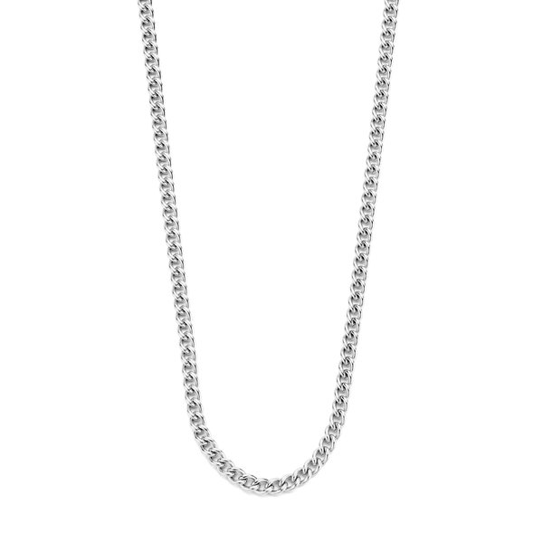 May Sparkle Summer Breeze Tess silver colored necklace