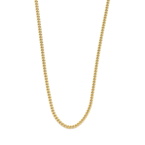 May Sparkle Summer Breeze Ellen gold colored necklace