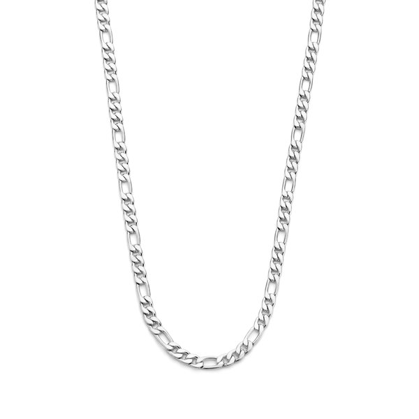 May Sparkle Summer Breeze Anna silver colored necklace