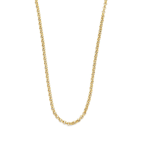 May Sparkle Summer Breeze Lisa gold colored necklace