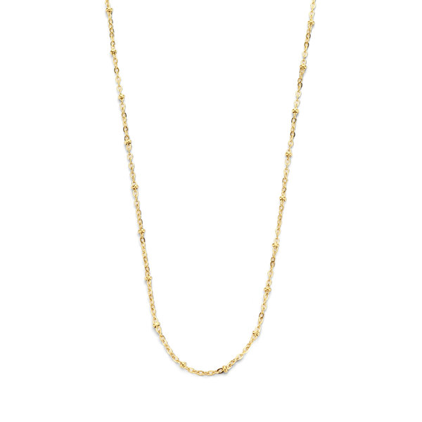 May Sparkle Summer Breeze Anouk gold coloured necklace