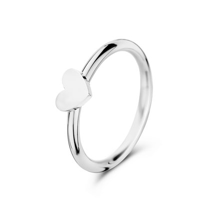 May Sparkle Forever Young Lova zilverkleurige ring
