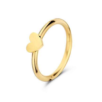 May Sparkle Forever Young Lova goudkleurige ring