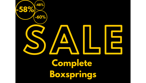 Complete boxspring kopen