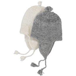 Children's hat alpaca wool