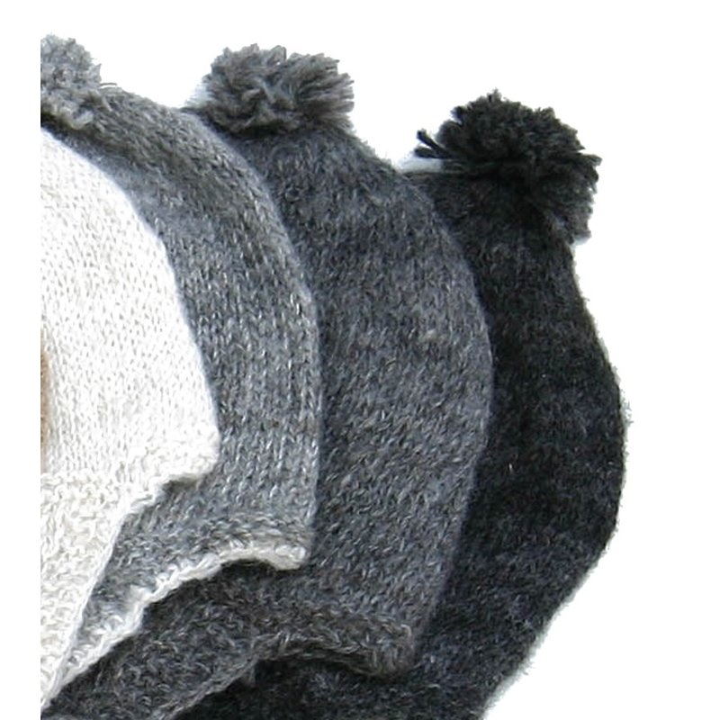 Children's hat, 100% alpaca lambs wool