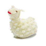 Egg-cosy sheep