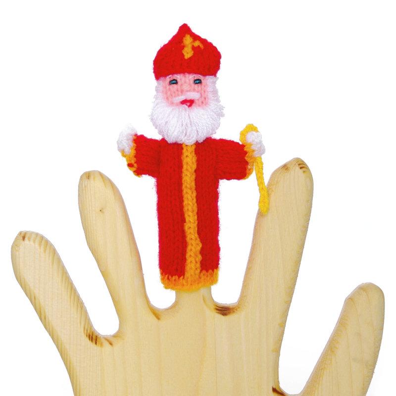 Vingerpop Sinterklaas
