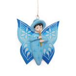Vlinderengel hanger, kleurassorti