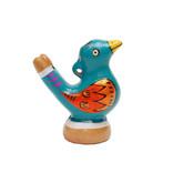 Waterfluitje vogel, kleurassorti