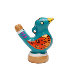 Water whistle bird, assorted colours