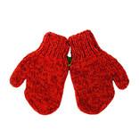 Children's mittens, Alpaca-acrylic wool blend