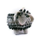 Gebreid schaap, 100% wol, kleur, XL