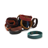 Bracelet leather, Inca pattern