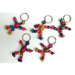 Key hanger puppet Amazon nuts, small