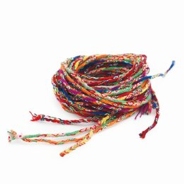 Bracelet Inca cord, knotted