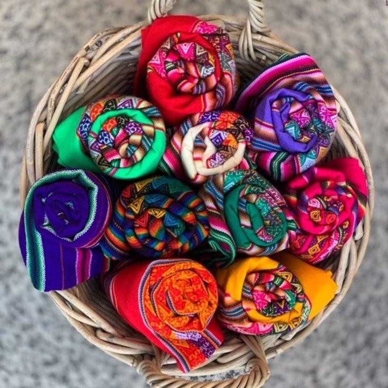 Inca carpet, supple quality