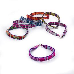 Bracelet Takile, woven