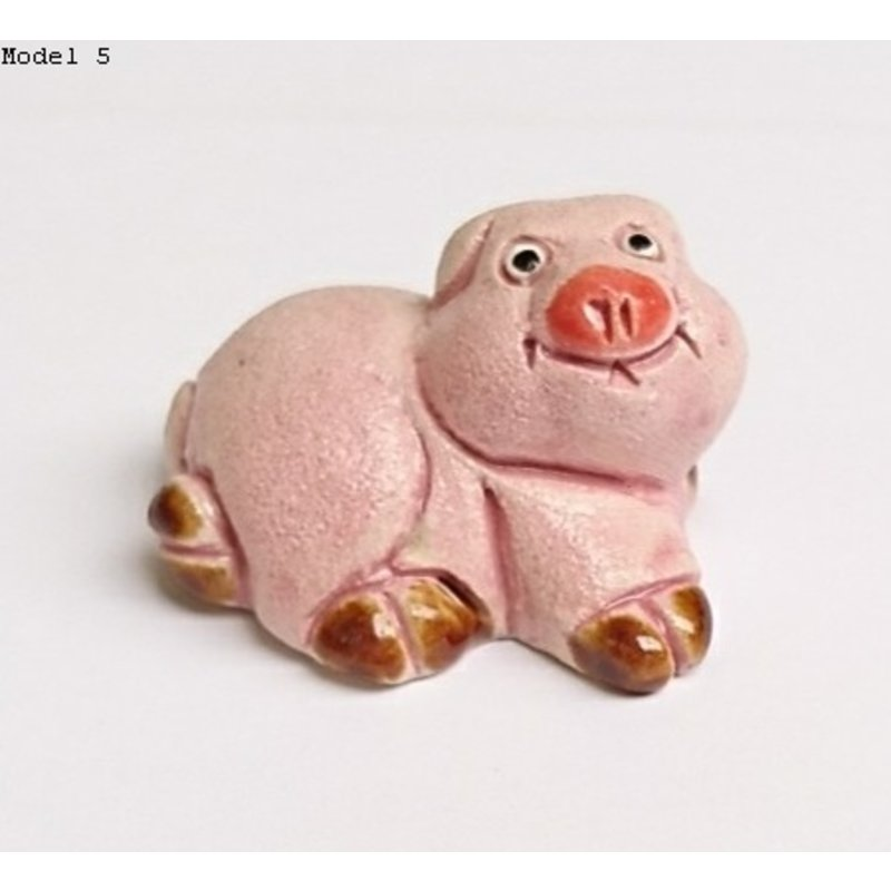 Lucky piglet, medium