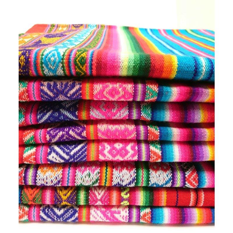 Inca-kleed, dikke kwaliteit