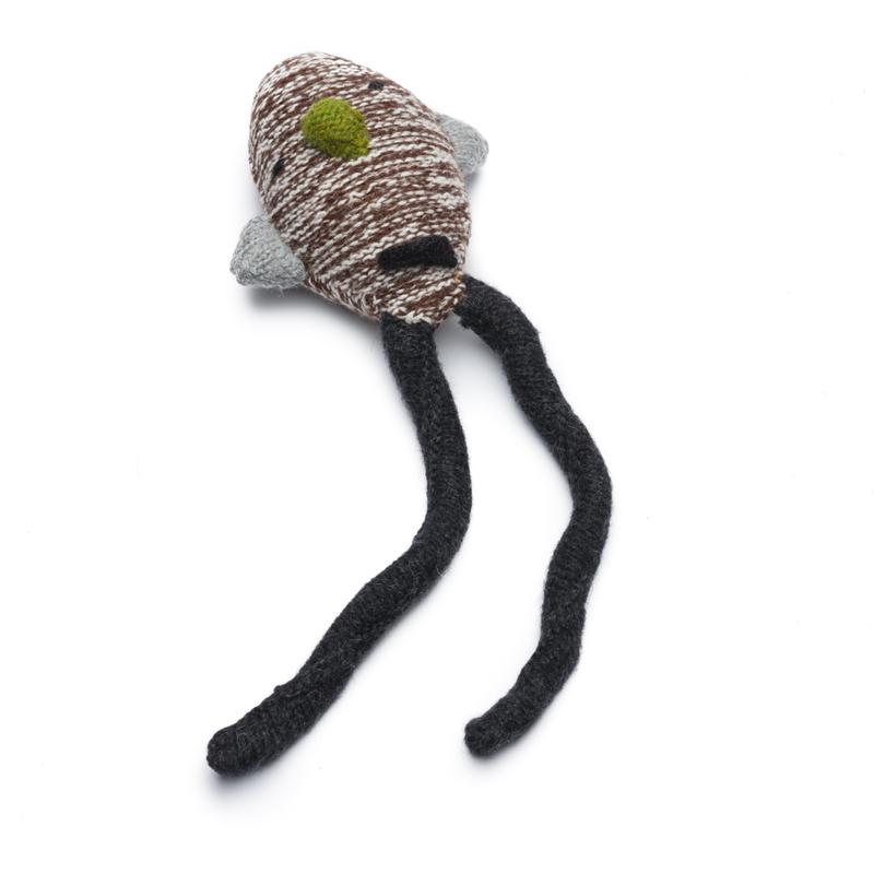 Fantasy soft toy MISTER, 100% alpaca
