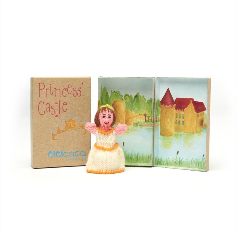 Titicaca Stories - Slot van de Prinses