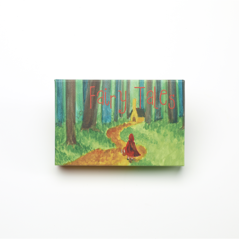 Stories - Fairy Tales, Little Red Riding Hood