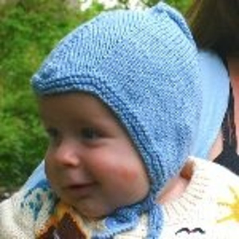 Babymuts, 100% katoen
