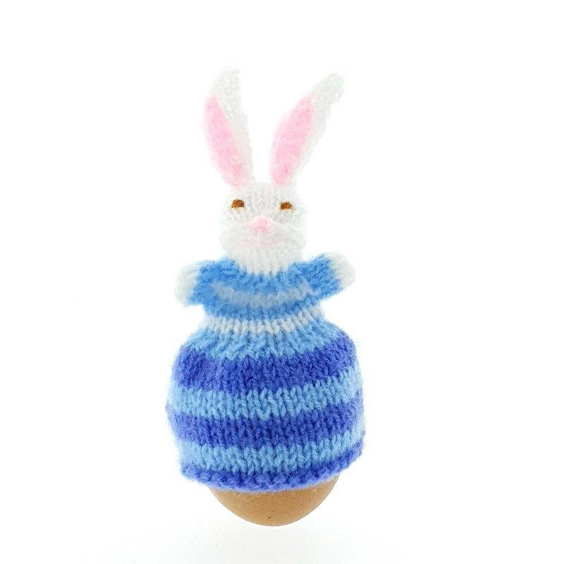 Eiwarmer konijn met jurk