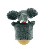 Egg-cosy elephant