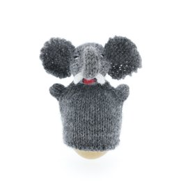 Egg-cosy elephant