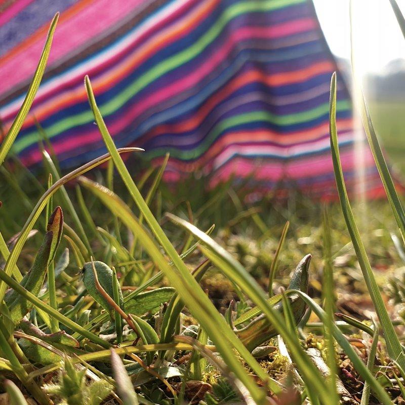 Inca carpet, thick quality