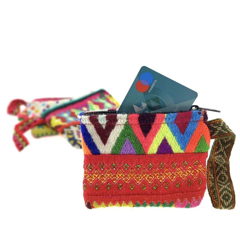 Portemonnee Cuzco, klein