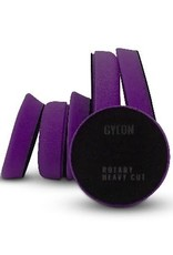 Gyeon Q²M Eccentric Heavy Cut Pads 2-pack 80x20mm