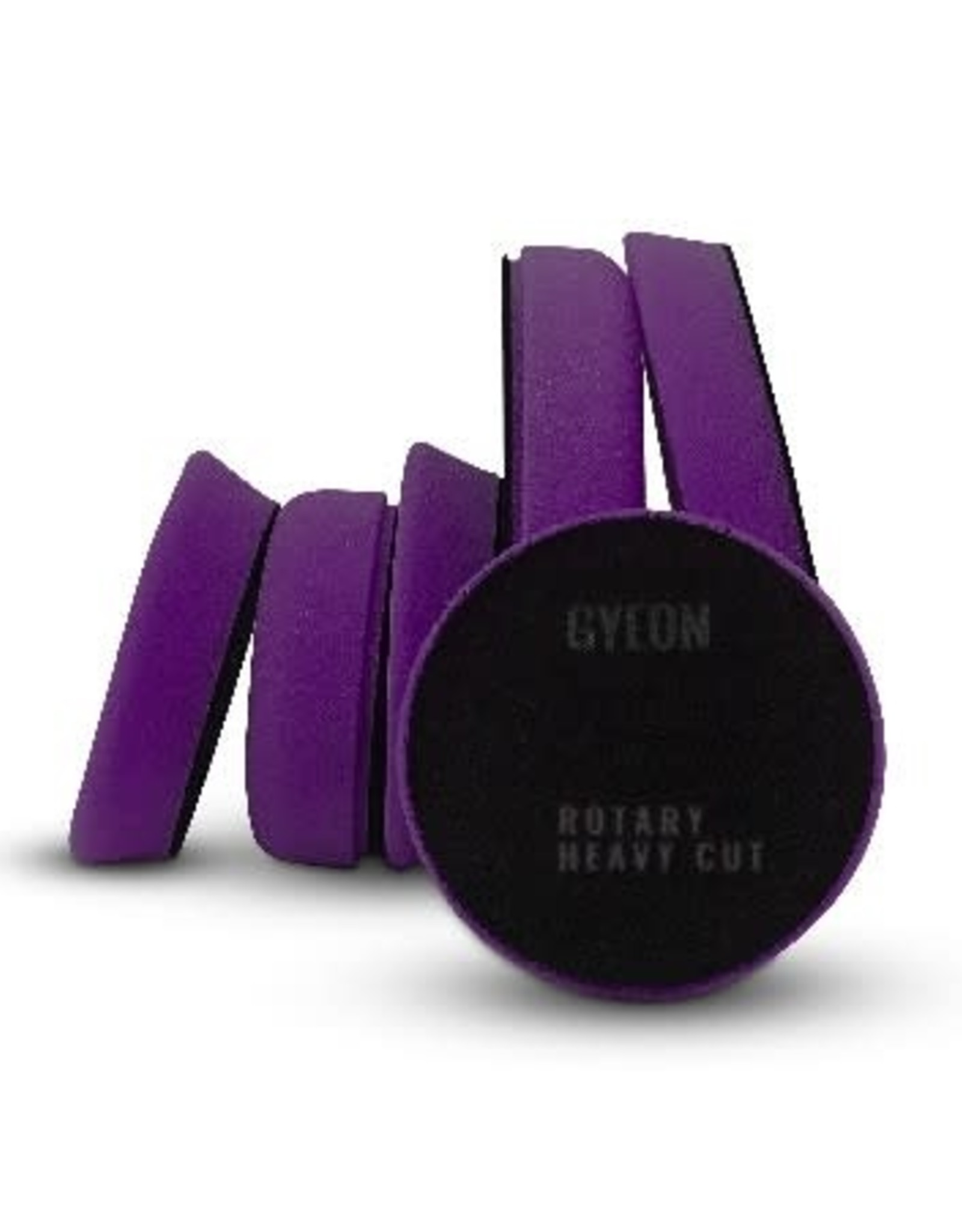 Gyeon Q²M Rotary Heavy Cut 2-pack 80mm x 25mm